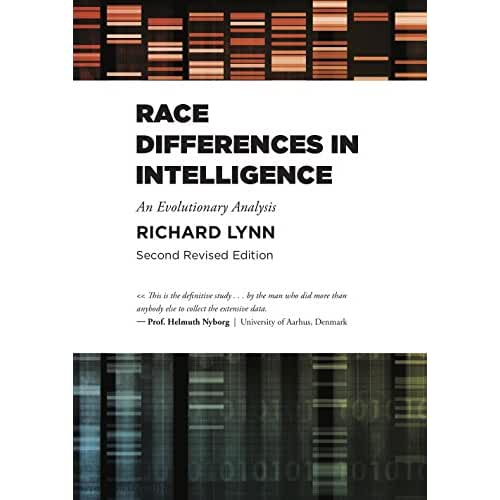 "an analysis of a research on race differences in intelligence Nificant racial differences in intelligence and social boost iq and scholastic achievement"" in which research on race-based differences in."