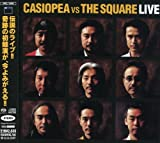 CASIOPEA VS THE SQUARE LIVE 画像