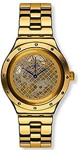 [スウォッチ]SWATCH 腕時計 IRONY AUTOMATIC(アイロニー オートマチック) BOLEYN(ブリン) YAG100G メンズ 【正規輸入品】
