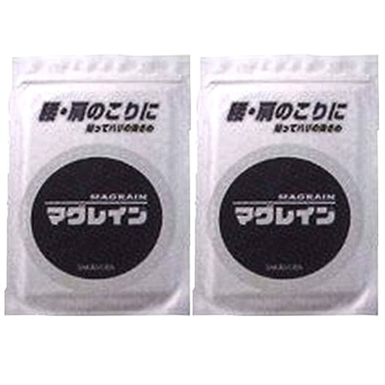 シンプルな挽く日付付きマグレイン チタン 200粒入 肌色テープ(I) ×2個 セット