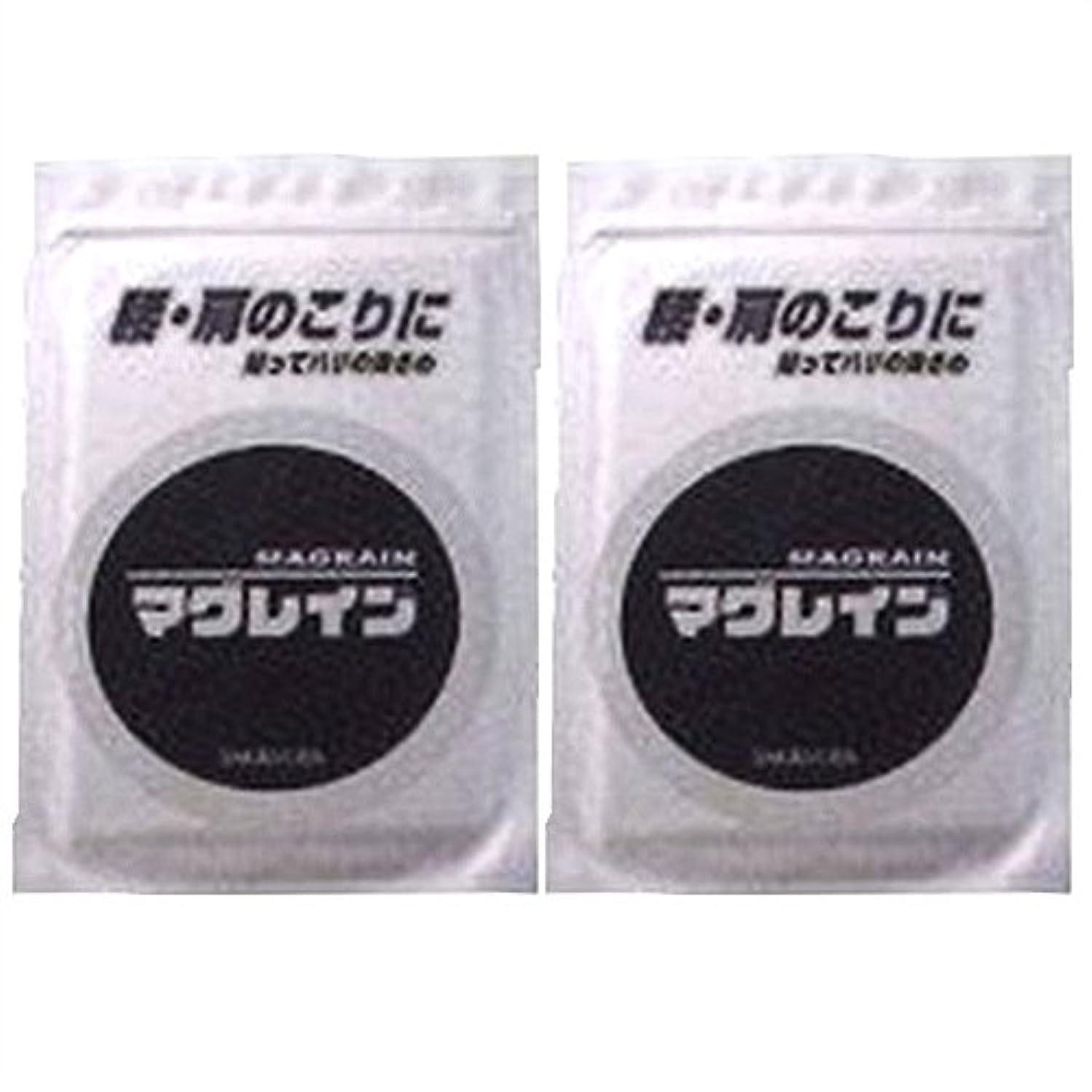 無効説明硬さマグレイン チタン 200粒入 肌色テープ(I) ×2個 セット