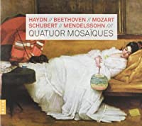 Haydn / Beethoven / Mozart / Schubert / Mendelssohn (2011-11-15)