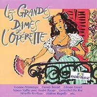 Les Grandes Dames De L'operett