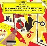プロコフィエフ:交響曲第1番&第5番