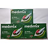 MEDIMIX メディミックス アーユルヴェーダ石鹸 18ハーブス3個セット(medimix classic 18-HERB AYURVEDA) 125g