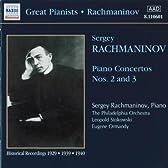 ラフマニノフ:ピアノ協奏曲第2番/第3番(ラフマニノフ自作自演)