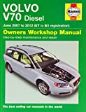 Volvo V70 07-12 (Owners Workshop Manual)