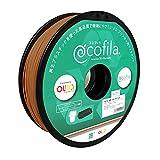 フィラ エコリカ 3Dプリンター用リサイクルフィラメント エコ・フィラ 1.75mm ブロンズ ECF-PS175-BZ
