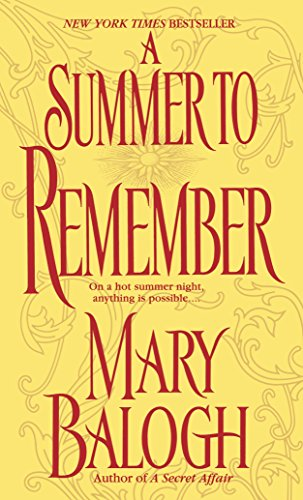 Download A Summer to Remember: A Bedwyn Family Novel (Get Connected Romances) 0440236630