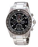 [セイコー]SEIKO 腕時計 アラームクロノグラフ 海外モデル SNA487PC メンズ 逆輸入品