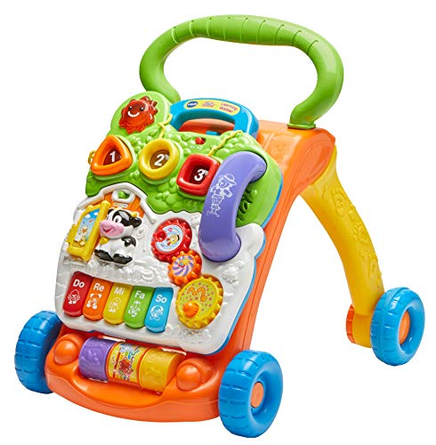 Vtech sit-to-stand学習ウォーカー Standard Packaging 80-077000