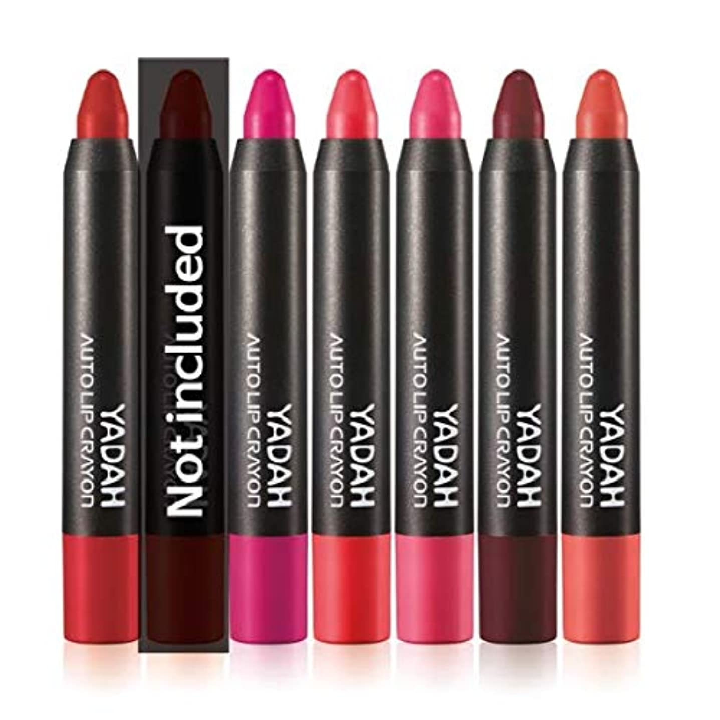 実験リスクアルファベット順YADAH Auto Lip Crayon #01 Dazzling Red 2.5g オートリップクレヨン - 2.5g[並行輸入品]