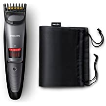 Beardtrimmer Series 3000 Beard & Stubble Trimmer -Grey/Black