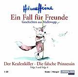 Ein Fall fuer Freunde. Der Keulenkiller. Die falsche Prinzessin. CD.