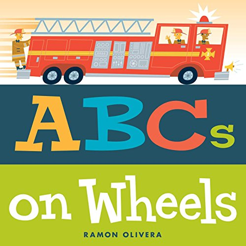 ABCs on Wheels (English Edition)