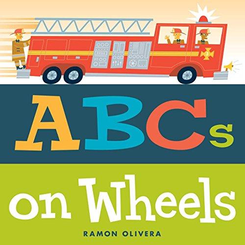 ABCs on Wheels (English Edition)