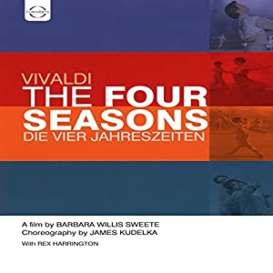 Four Seasons Ballet [DVD]
