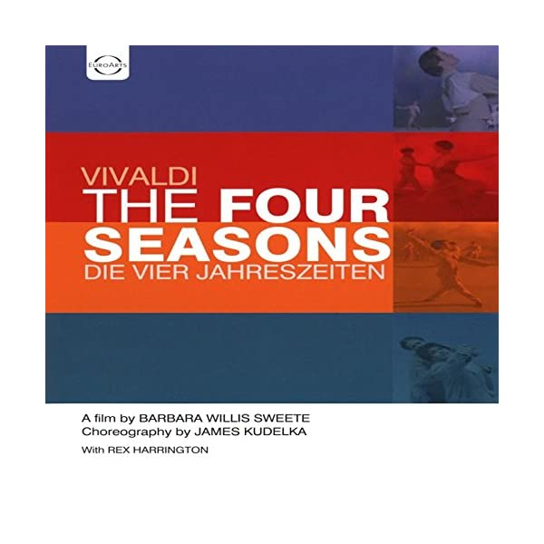 Four Seasons Ballet [DVD]の商品画像