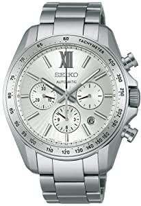[セイコー]SEIKO 腕時計 BRIGHTZ ブライツ メカニカル 自動巻 (手巻つき) サファイアガラス スーパークリア コーティング クロノグラフ SDGZ001 メンズ