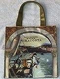 ディズニー ホテル ミラコスタ トートバッグ ミラコスタ限定 ディズニーリゾート ランチバッグ