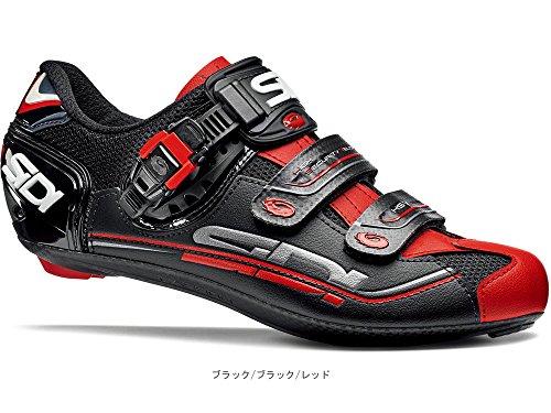 SIDI(シディ) GENIUS 7 BLK/BLK/RED 42.5/26.25cm相当