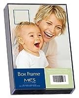 MCS Clear Box Frame, 5 by 7-Inch (11507) [並行輸入品]