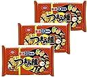 亀田製菓 つまみ種 130g×3袋