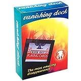SOLOMAGIA Vanishing Deck - デラックス - クローズアップマジック - Magic Trick
