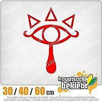 KIWISTAR - Eye of truth 15色 - ネオン+クロム! ステッカービニールオートバイ
