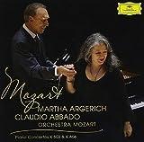 モーツァルト:ピアノ協奏曲第20番&第25番 画像