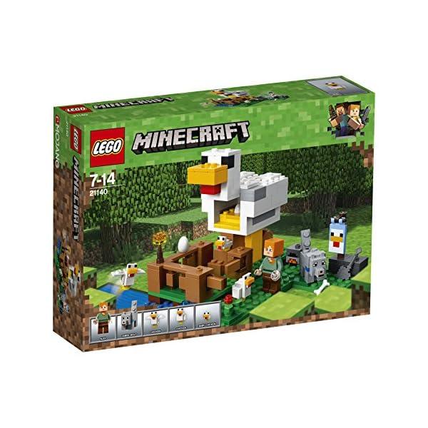 レゴ(LEGO) マインクラフト ニワトリ小屋...の紹介画像4
