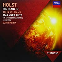VIRTUOSO: Holst: The Planets; Williams: Star Wars Suite by Zubin Mehta (2012-07-24)