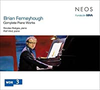 Complete Piano Works by Brian Ferneyhough (2015-05-03)