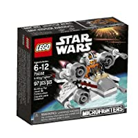 輸入レゴスターウォーズ Lego, Star Wars Microfighters Series 1 X-Wing Fighter (75032) [並行輸入品]