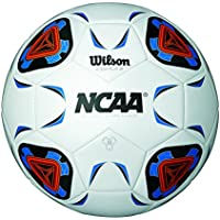 Wilson NCAA Copia II White Soccer Ball ( 5 )