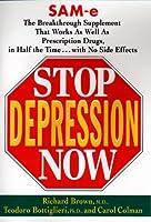 Stop Depression Now