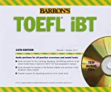Barron's TOEFL iBT Audio Compact Disc Package, 14th Edition (Barron's How to Prepare for the TOEFL (Ibt)) by Pamela Sharpe Ph.D.(2013-04-01)