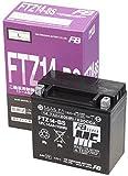 FURUKAWA [ 古河電池 ] シールド型 バイク用バッテリー FTZ14-BS