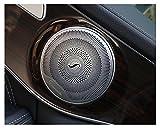 4 ピース ロット用 メルセデス ベンツ 新しい c-クラス w205/c180/C200L/C260L ステンレス鋼 装飾