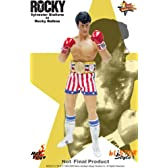 ムービー・マスターピース  - 1/6 Scale Fully Poseable Figure: Rocky IV - Rocky Balboa