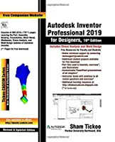 Autodesk Inventor Professional 2019 for Designers 19th Edition [並行輸入品]