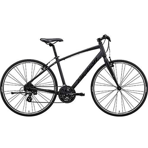MERIDA(メリダ) クロスバイク クロスウェイ CROSSWAY 100-R BLACK 46サイズ