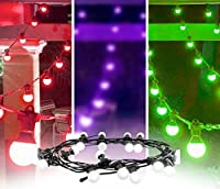 CHAUVET DJ Festoon Indoor/Outdoor Pixel-Mappable LED Effect Light Strings [並行輸入品]