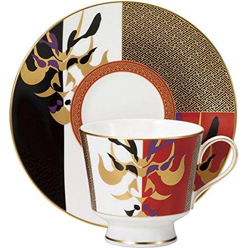 ナルミ 1客碗皿 歌舞伎 51971-6794