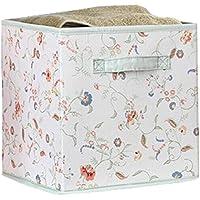 折り畳み式収納バスケットオーガナイザーボックス衣類/おもちゃ/本、花
