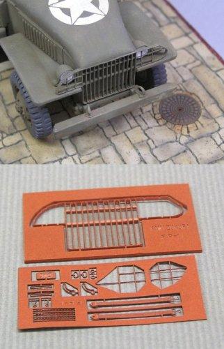 1/35 GMC トラック フロントグリル