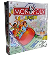 Monopoly Junior-RARE-Parker English Edition 1999