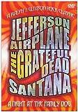 1970 グレイトフル・デッド、サンタナ、ジェファーソン・エアプレインの夜[DVD]