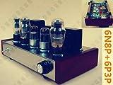 [TYSJ]6N8P+6P3P HIFI シングルエンド pure Class A パワーアンプ DIY Kitヘッドフォンアンプ ステレオ / プリアンプ / 真空管アンプ