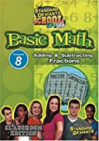 Standard Deviants: Basic Math 8 - Adding & Subtrac [DVD] [Import]